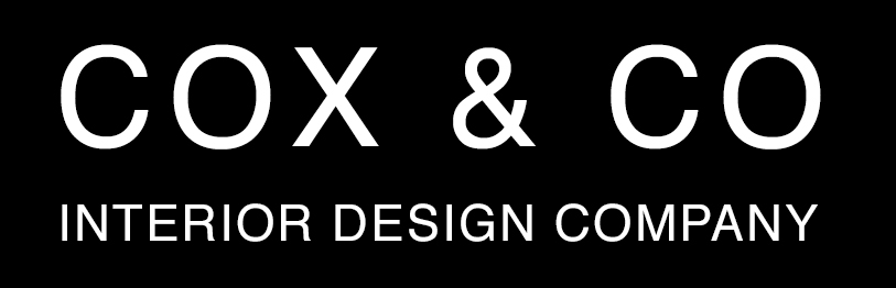 Cox & Co logo + strap
