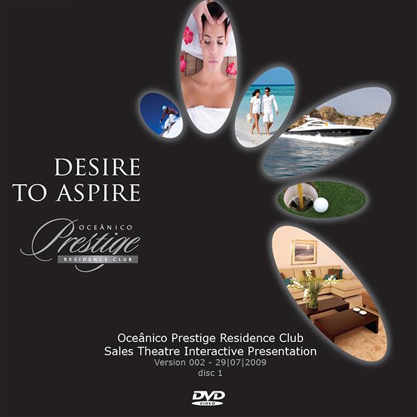 OPRV DVD Packaging