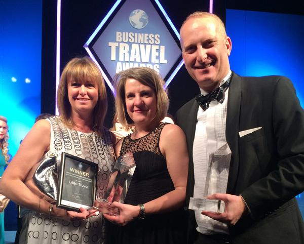 Business Travel Award Winners