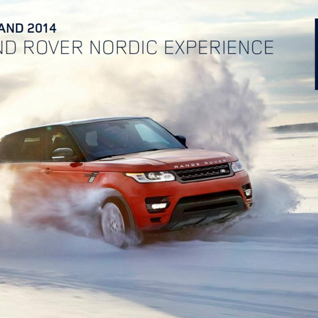 Land Rover Brochure