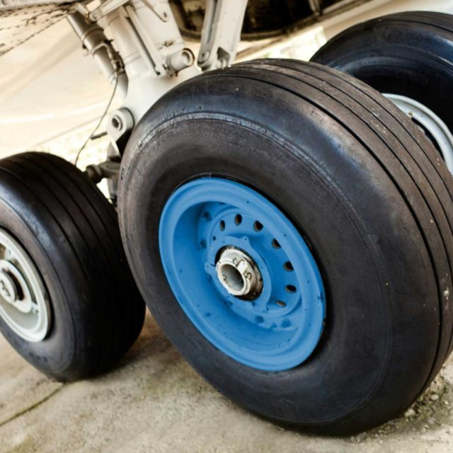 Airplane Wheel