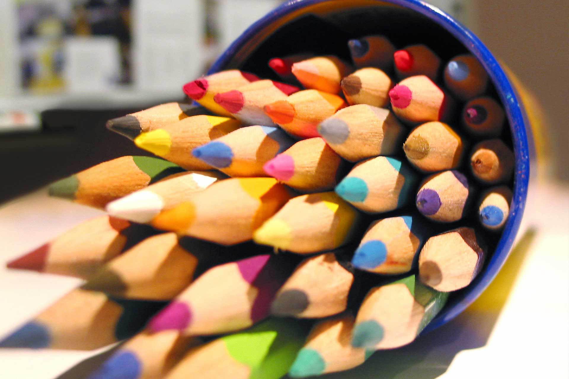 Square 1 Pencils