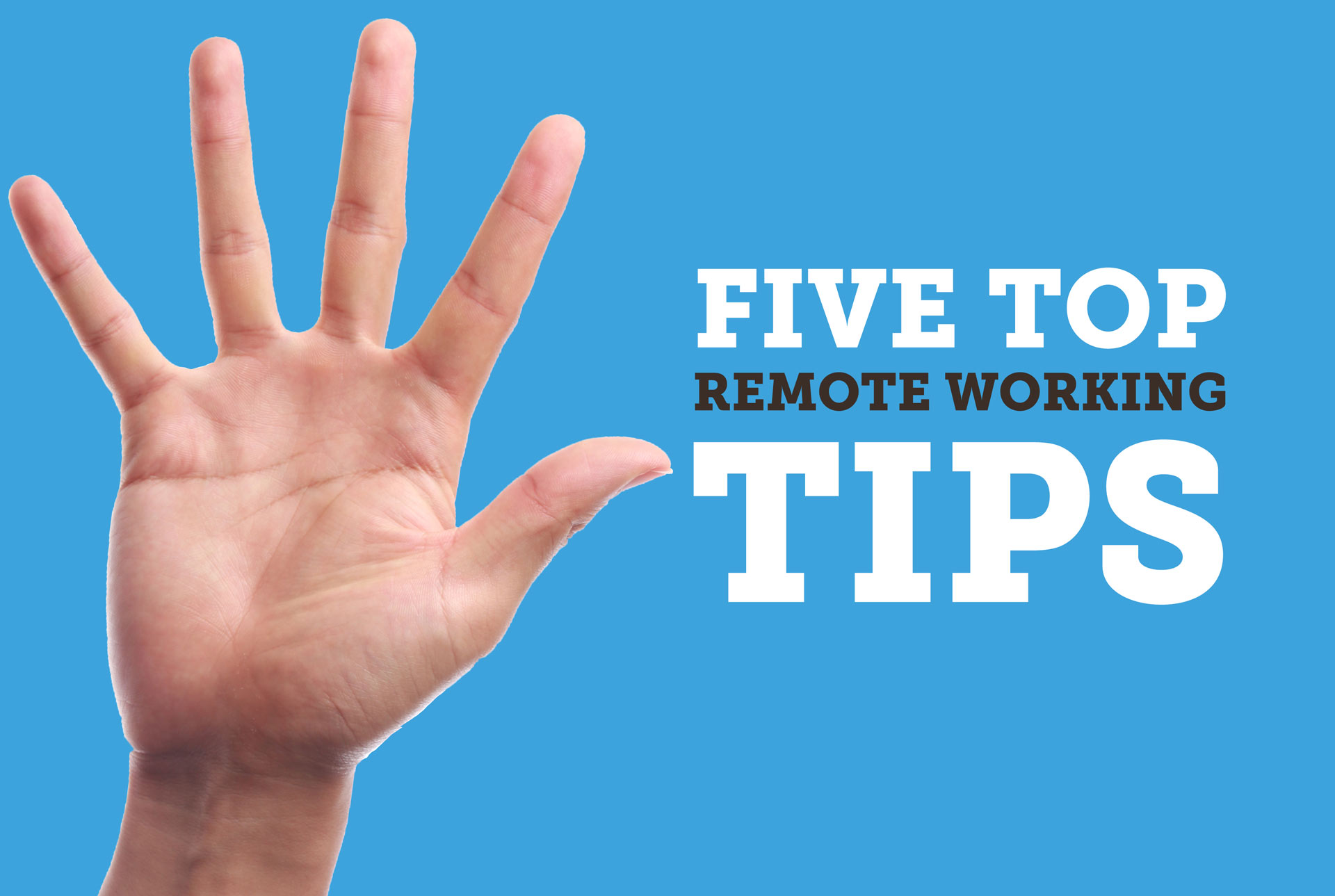 5 tips for remote working in marketing