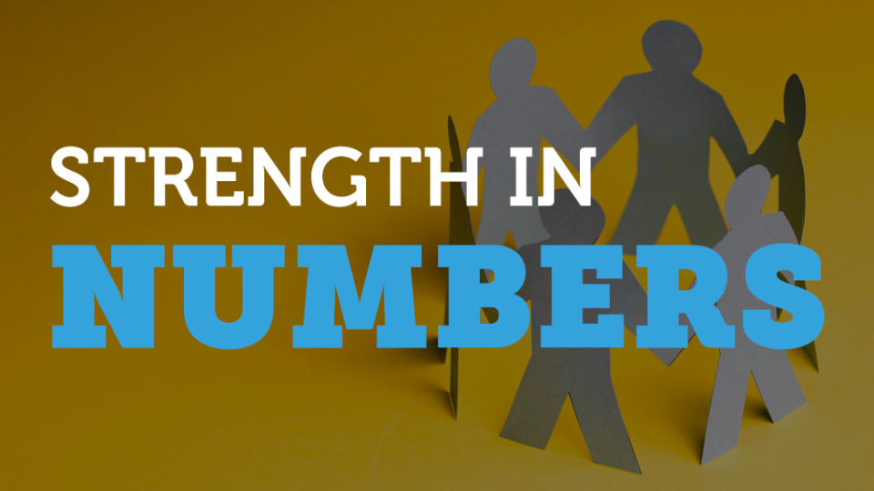 brand strength in numbers